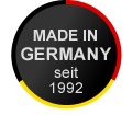 Made in Germany seit 1992
