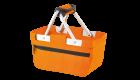Minishopper Einkaufskorb orange