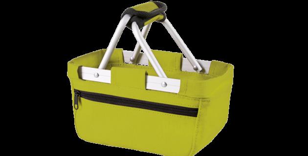 Minishopper Einkaufskorb grün