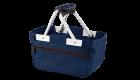 Minishopper Einkaufskorb blau
