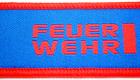 Kurzes Schlüsselband mit Logo Webung Detaillogo