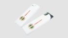 Elektronik - Markenfeuerzeuge Slim mit Logo-Druck