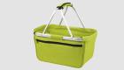 Megashopper Einkaufskorb grün
